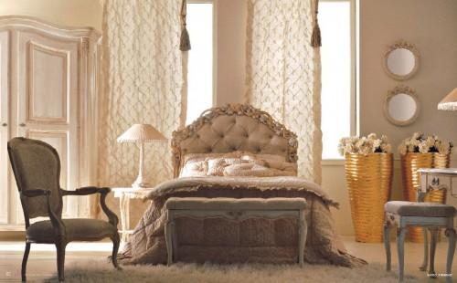 Espacio style la elegancia del dormitorio cl sico - Savio firmino camerette ...