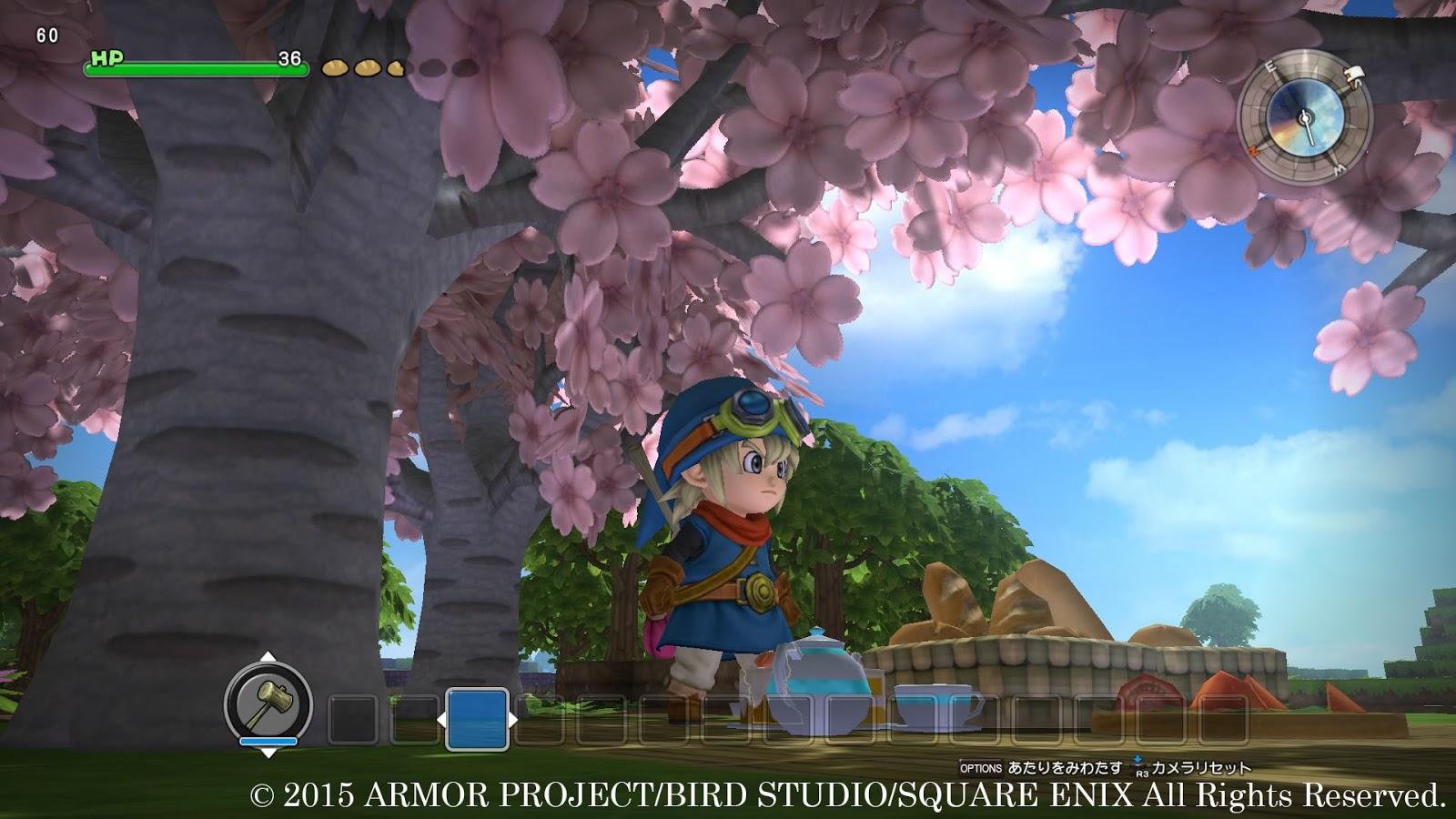 Ps Vita Roundup Meet The Denizens Of Dragon Quest Builders Superbeat Xonic Region 3 English