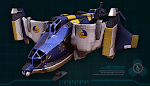 PlanetSide 2 - NC Liberator