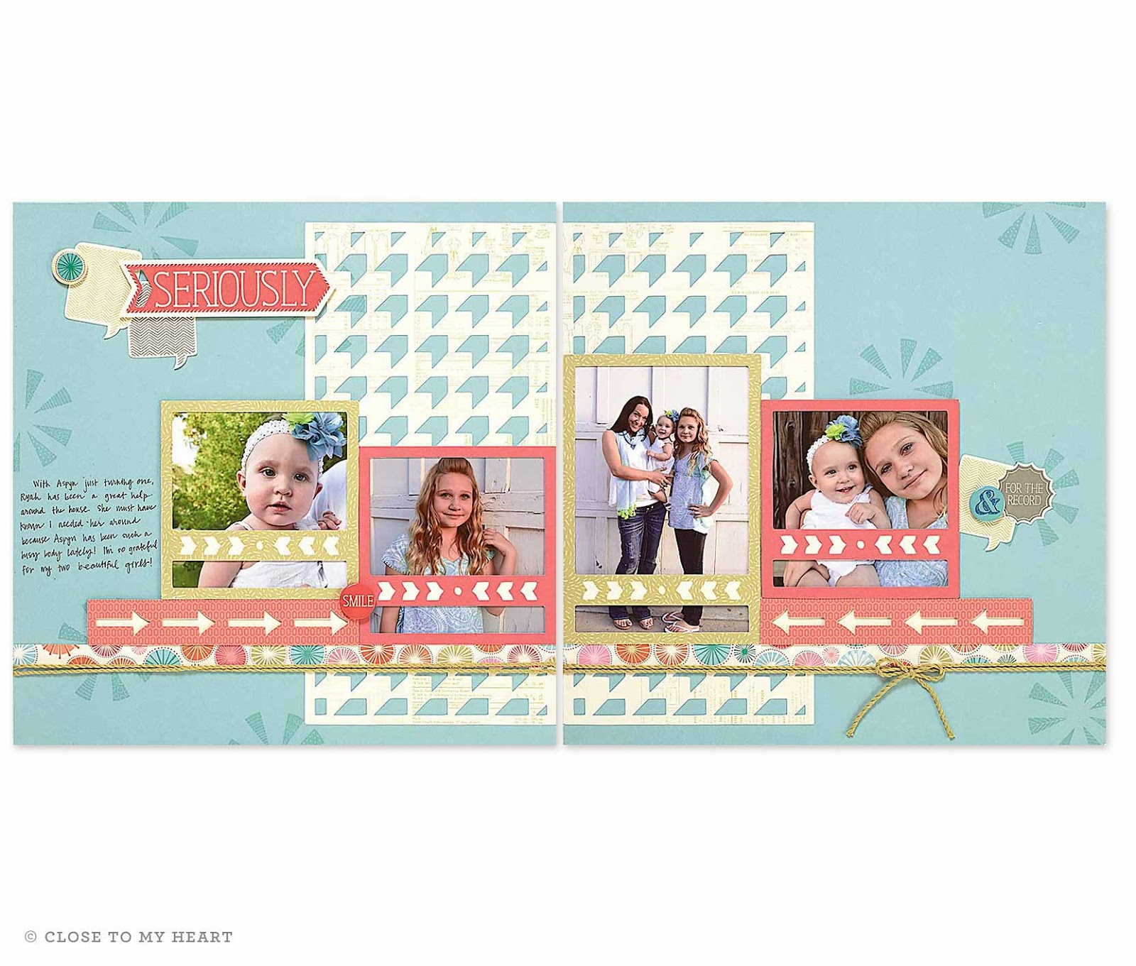 CTMH Hopscotch Paper Pack