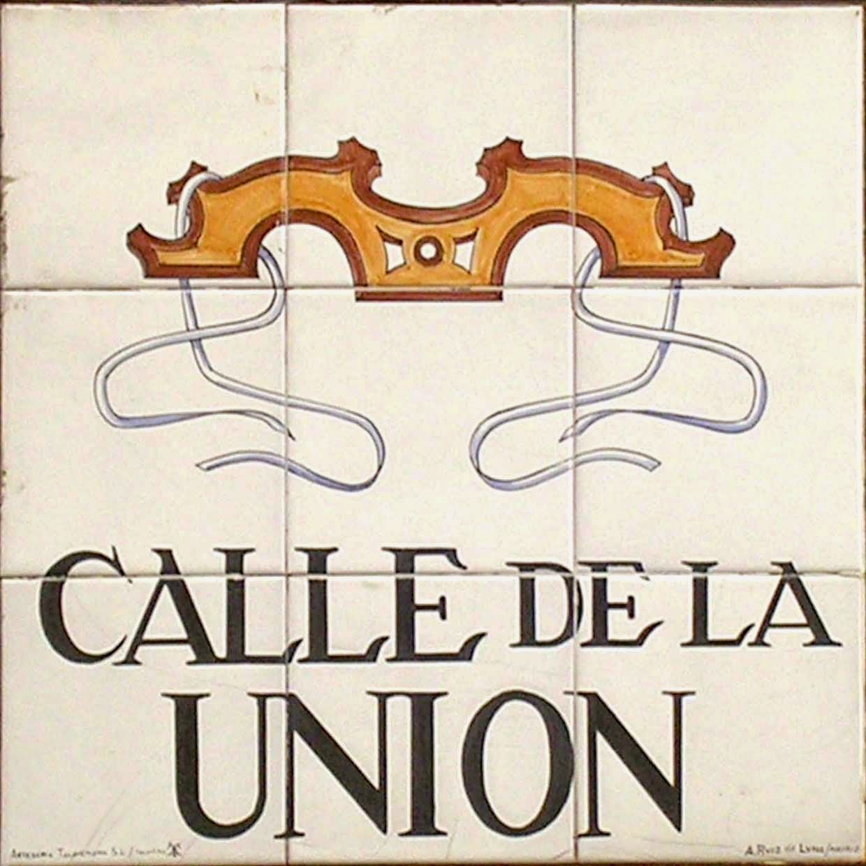 Calle de la Unión