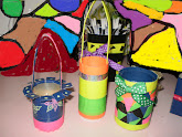 Kaysal craft  - Recycle tin cans