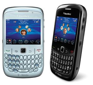BlackBerry Gemini 8520 Spesifikasi dan Harga
