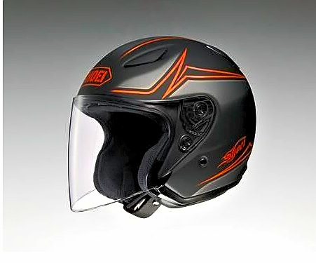 Shoei J Stream Yamaha