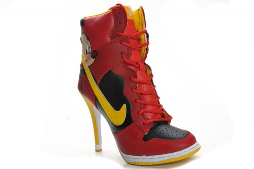 mickey mouse high heels mickey mouse heels