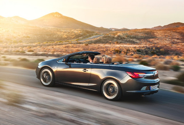 Opel Cascada cabrio dinamica controsole
