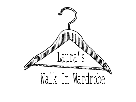 Laura's Walk in Wardrobe