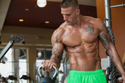 Best Fitness Model Ripped Six Pack Travis Tardiff
