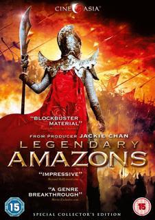 descargar Amazonas Legendarias – DVDRIP LATINO