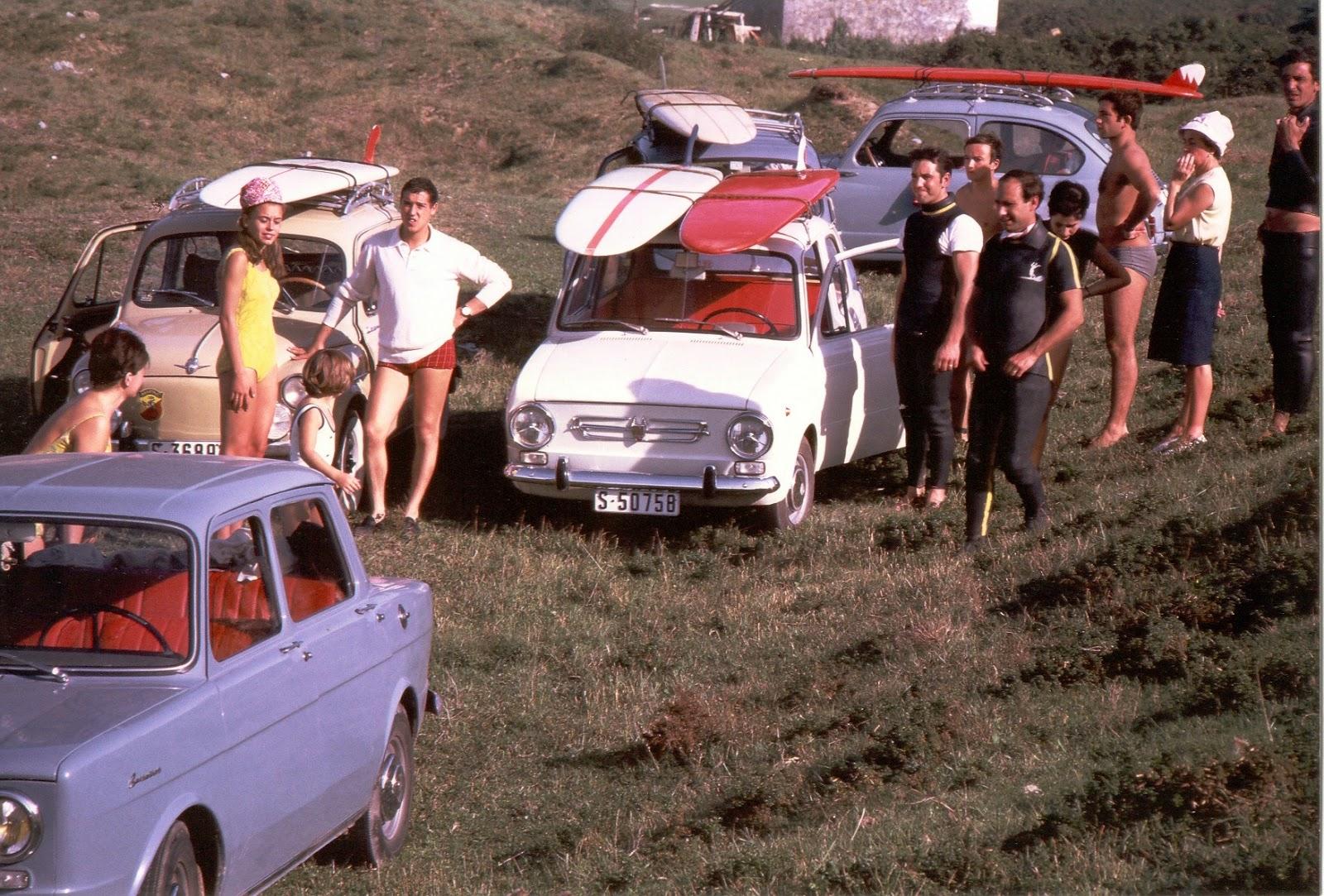 Foto archivo Mecolay Santander 1966