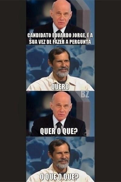 Eduardo Jorge - meme
