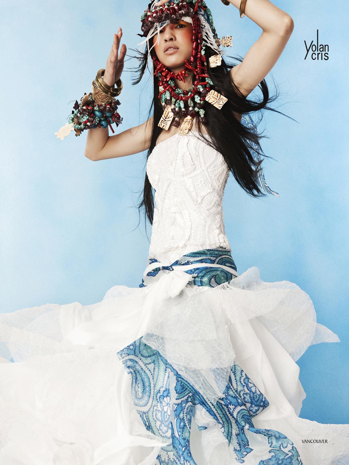 Vestidos de novia Yolan Cris New Sun | Bodas
