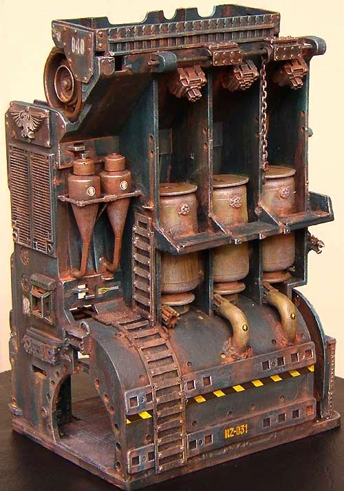 Iron Hands: Filtration Tower