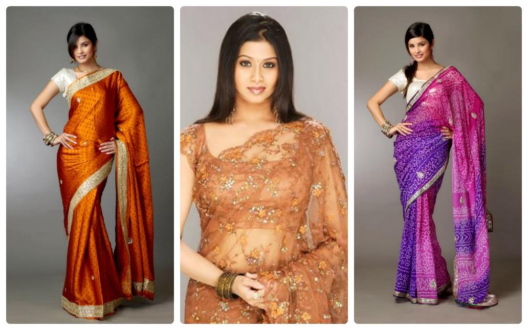 Sri Lankan Blouse Patterns 43
