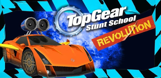 Download Top Gear SSR Pro v3.6 Android Apk + Data Full [Unlimited Money]
