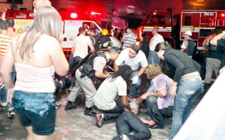 Fire In A Nightclub Killed At Least 245 People