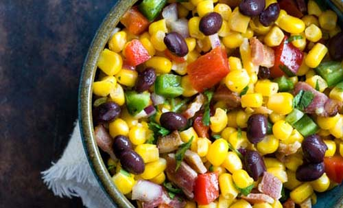 Corn and black bean salsa recipe | Homesick Texan