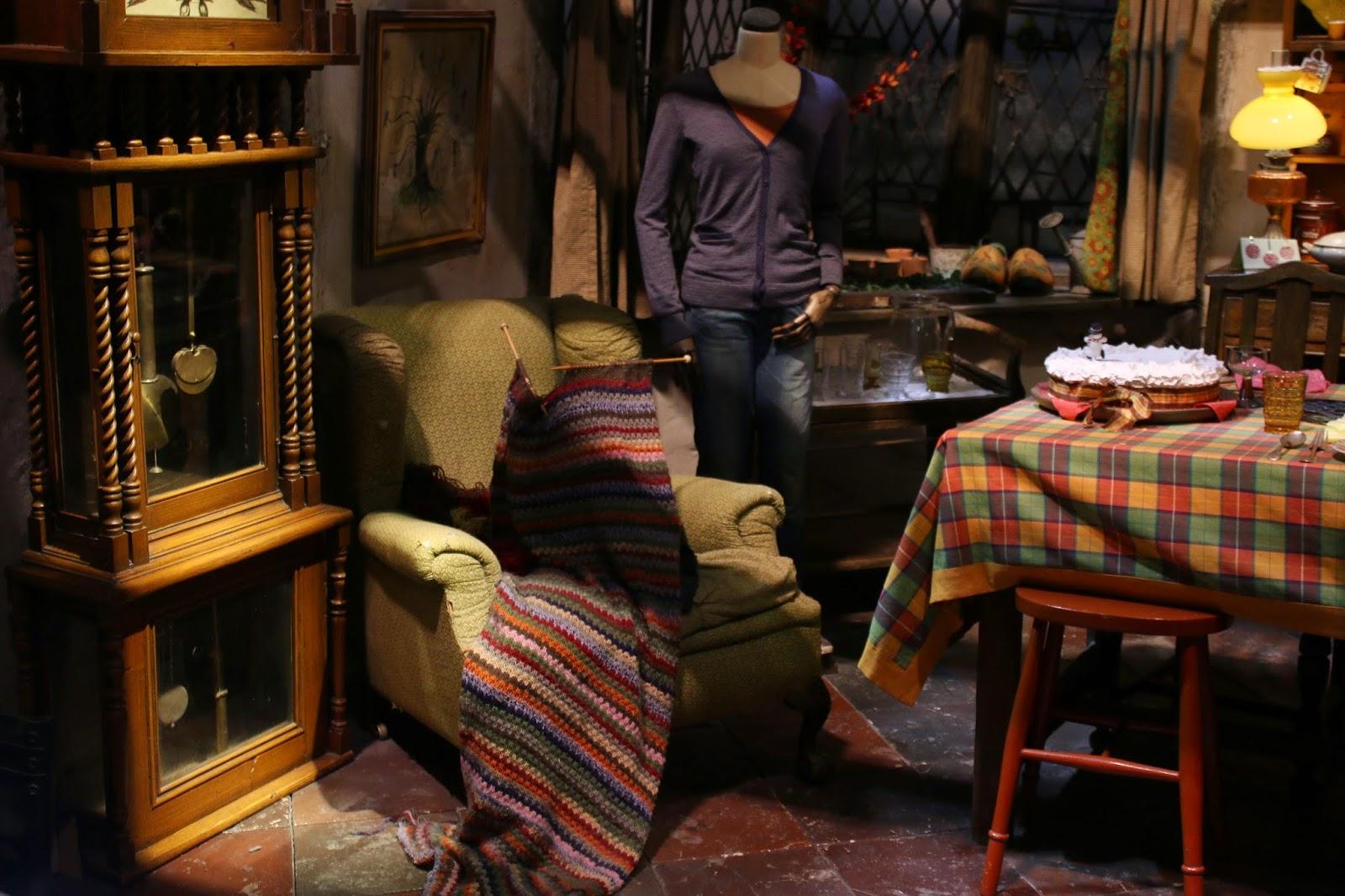 maison weasley
