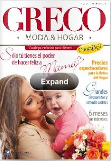 Catalogo TCF Greco Mayo 2013