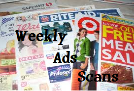 Weekly Ad Scan