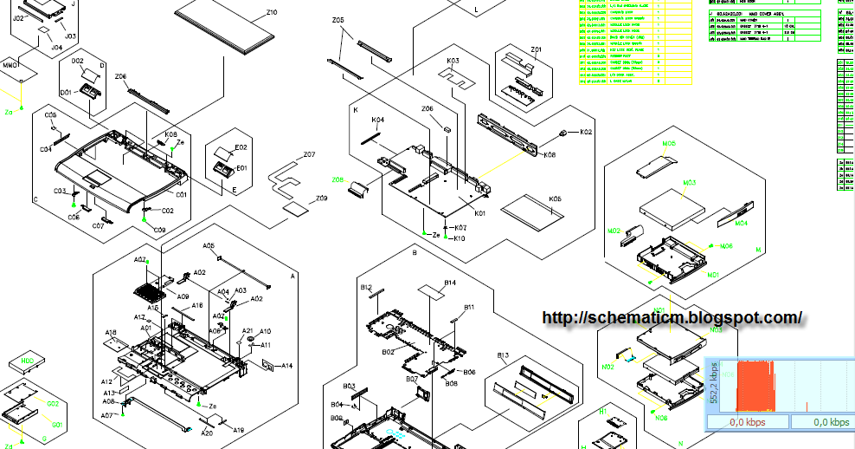 Wiring Diagram Tm7100 Acer Travelmate 7100 Series Laptop