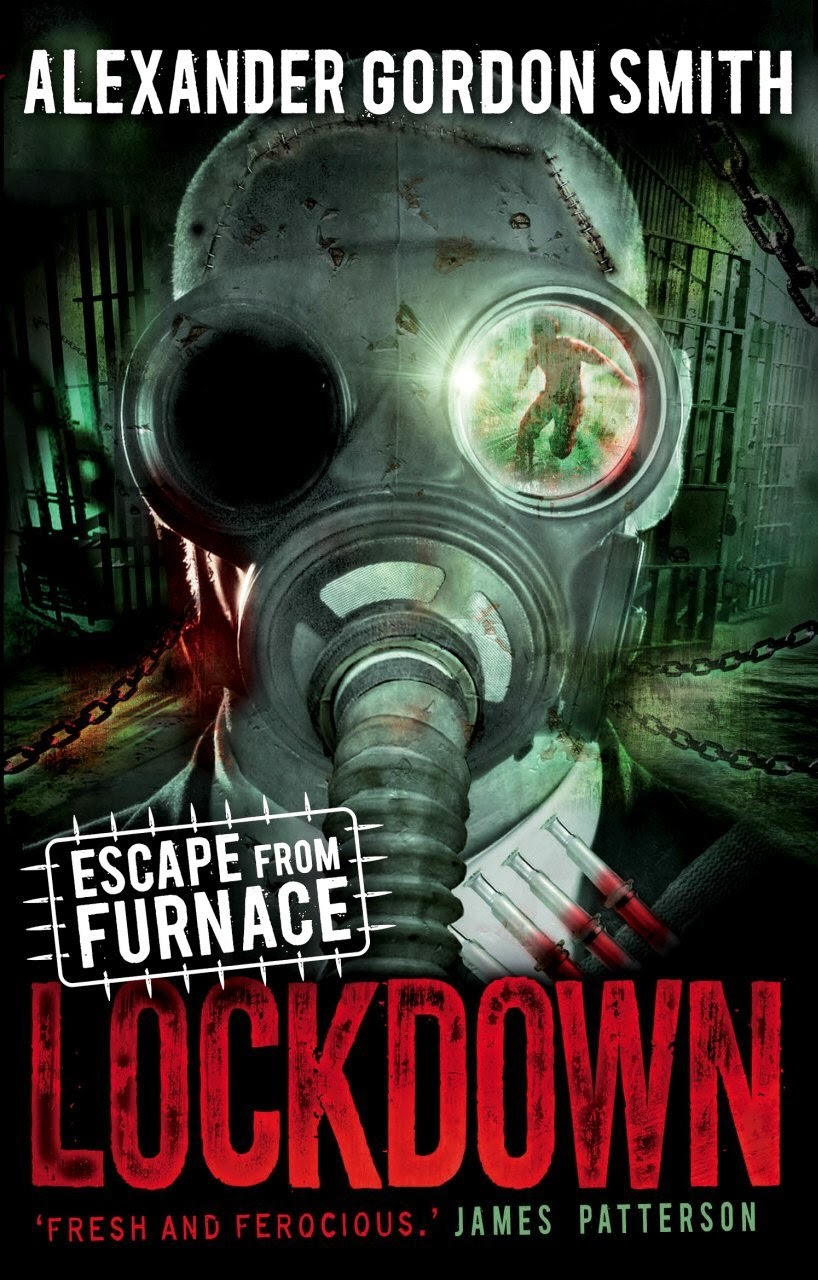 Fugitives: Escape from Furnace 4 by Alexander Gordon Smith