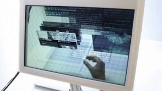 Komputer Transparan 3Dimensi