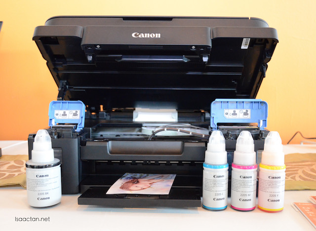 Canon PIXMA G2000 (multifunction) printer