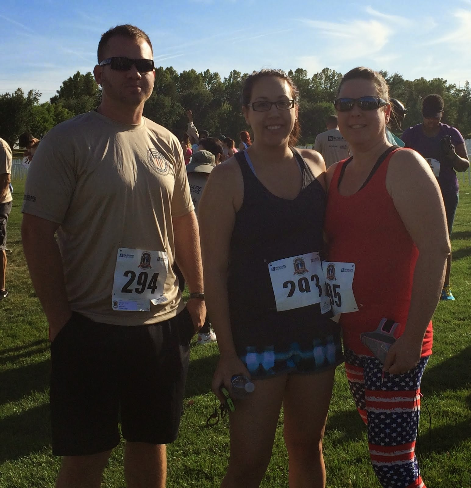 Wounded Warrior 5k May 25, 2014