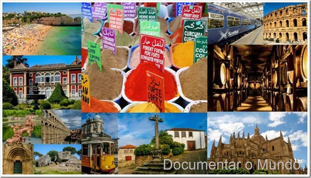 Destinos Documentar o Mundo