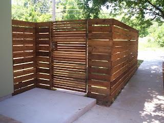 Деревянный забор. Фото 70