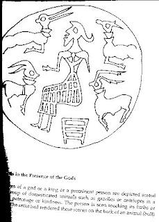 hindu gods and animals