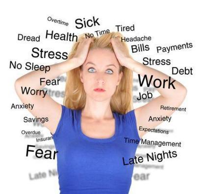 तनाव कैसे दूर करें