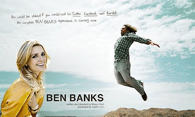 Ben Banks, 2011, Movie, poster