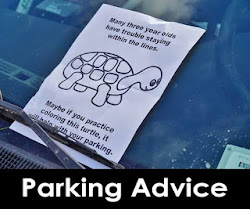 Annoying Pieces Of Parking Advice From Angry Road Users