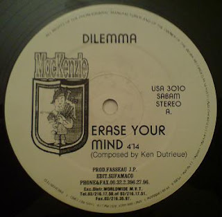 Dilemma / Erase Your Mind