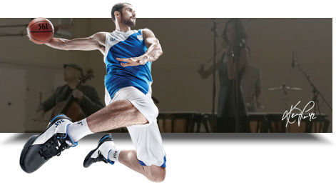 Nike toma ventaja por Kevin Love