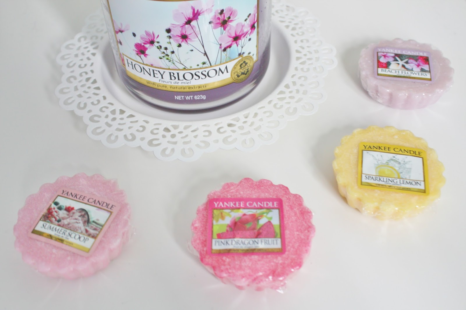 Yankee Candle Jars and Wax Tarts