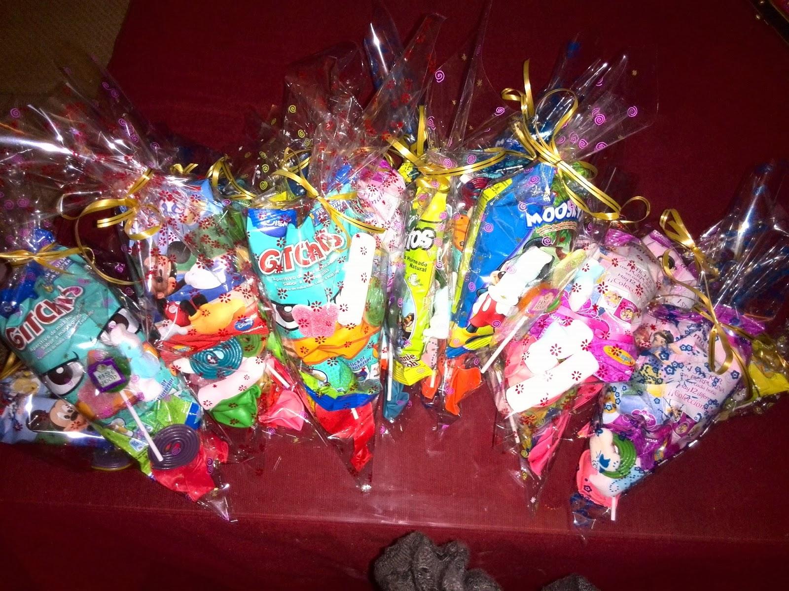 Todo en cestas de regalos y pasteler a de dise o - Golosinas para cumpleanos de ninos ...
