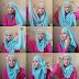 Kumpulan Tutorial Cara Memakai Jilbab Modern Style 2016