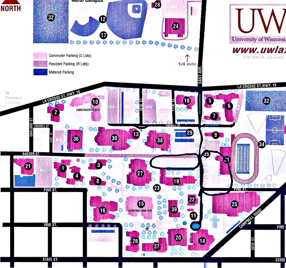 Voice S Eye On Football Blog 9 3 Uww At Uwl Tailgating Information
