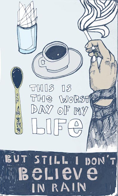 Bianca Tschaikner illustration of a coffee cup