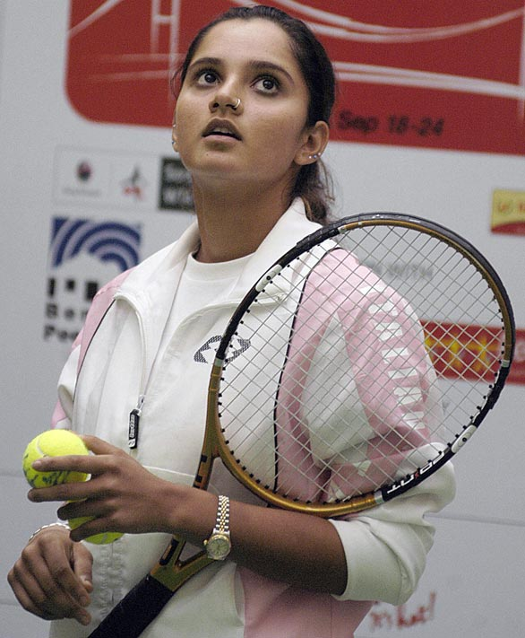 Sania Mirza Unseened Hot Wallpapers ~ 521 Entertainment World