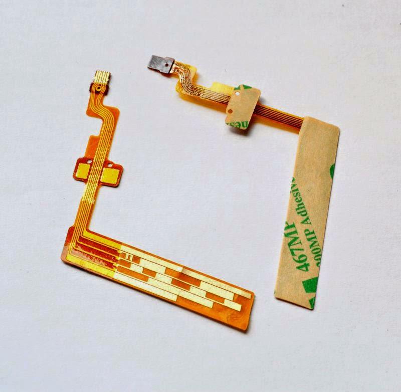 5 X CANON 18-55MM Lens Focus Cable Flex NEW AUTHENTIC ORIGINAL REPAIR PART OEM