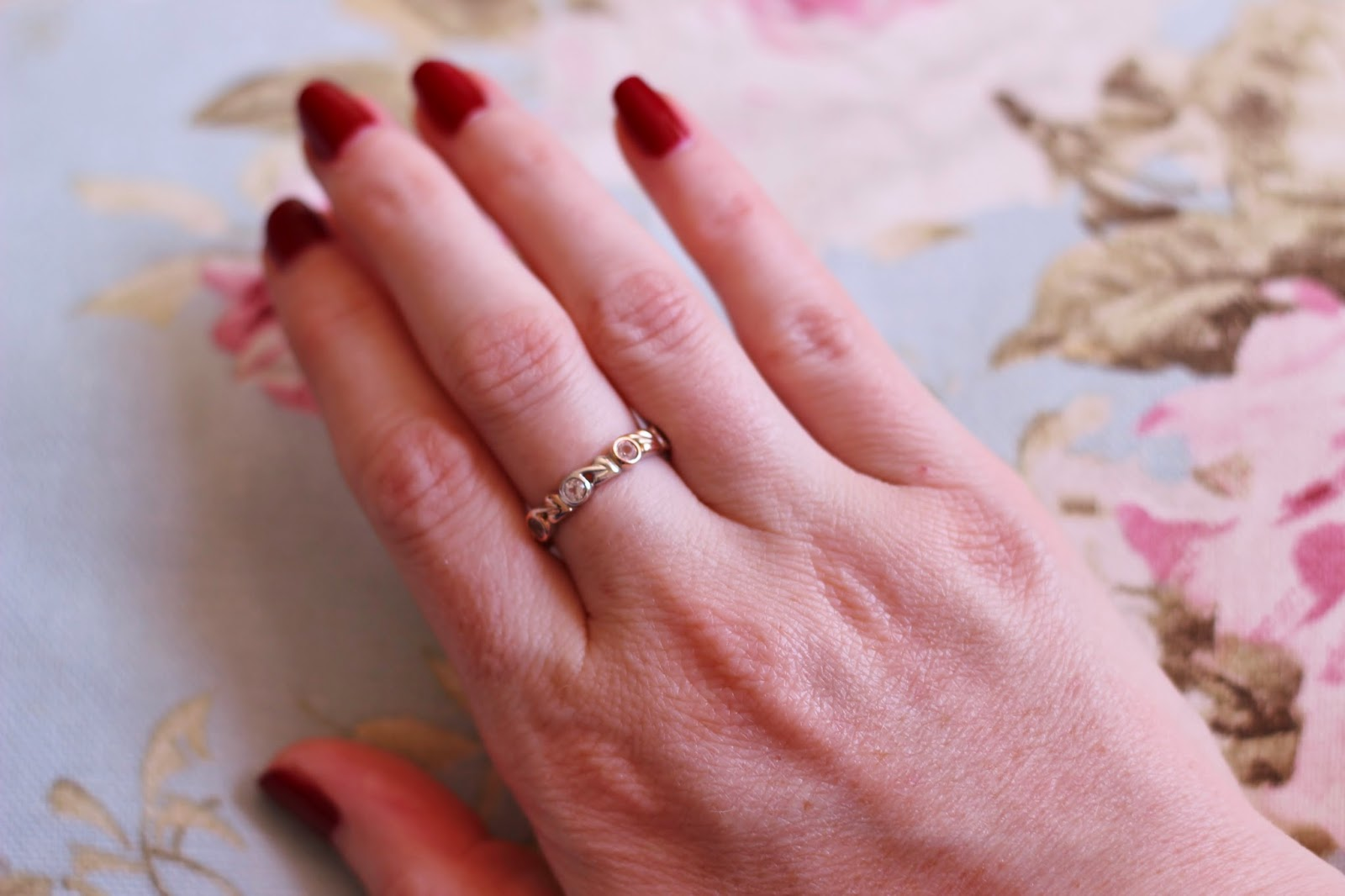 Clogau Ring - Finding the one for me | Peppermint & Pearls