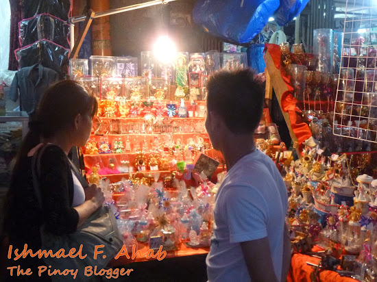 Shopping at Tabora Street, Divisoria