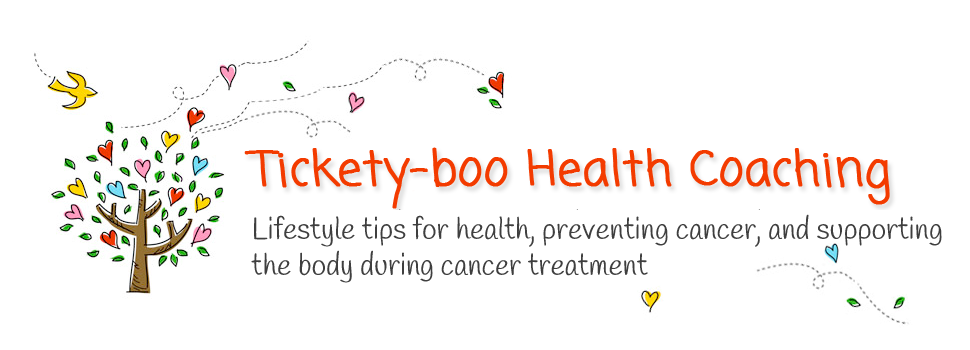Tickety-boo Health Coaching
