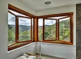 Jendela Kaca Rumah Minimalis