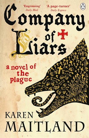 'Company of Liars' by Karen Maitland