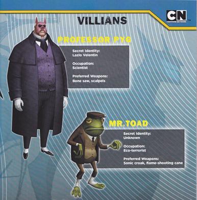 mr toad batman